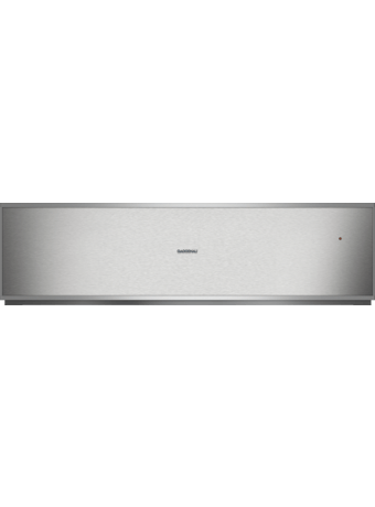 Warming drawer 400 series st.steel 76 cm