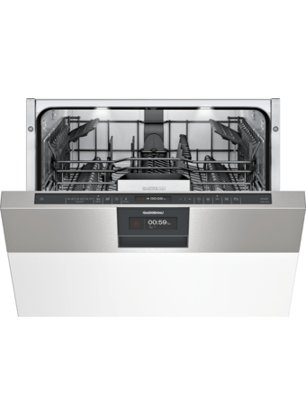 Dishwasher integrated stainless steel