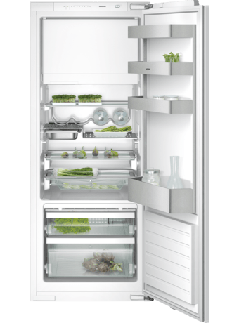 Fridge-freezer combi, 140 cm