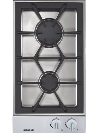 Vario gas cooktop series 200 aluminium