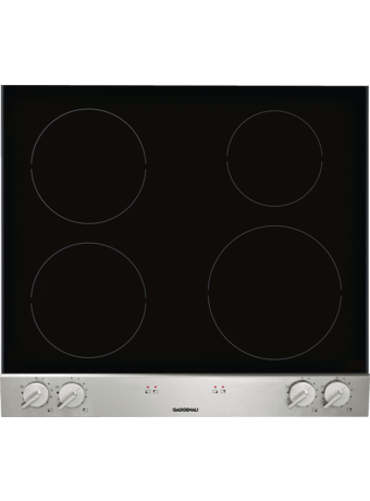 Glass Ceramic induction hob 60 cm