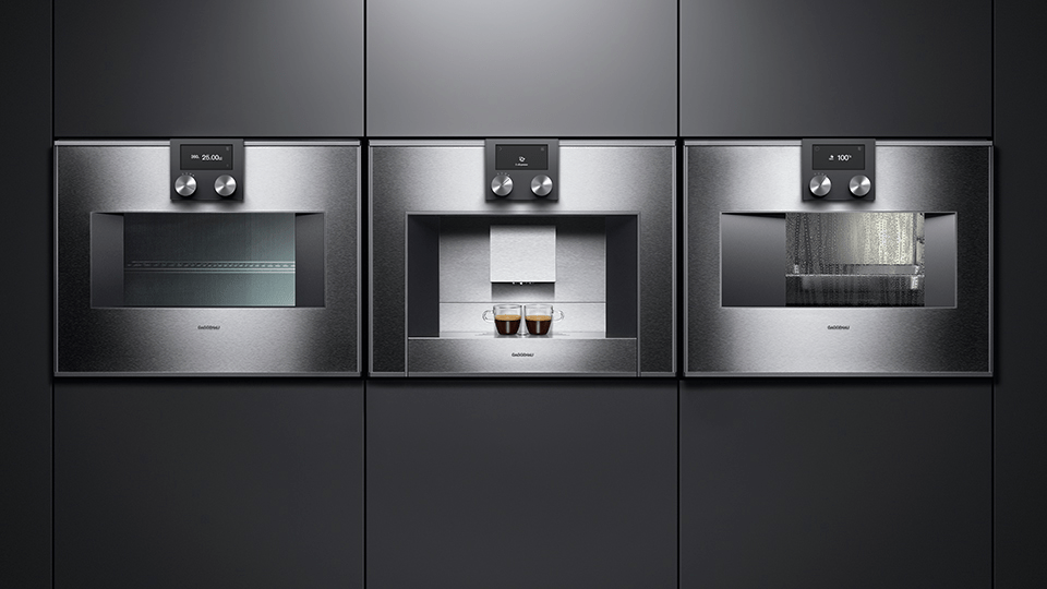 bs 470 471 474 475 hornos y cafeteras gaggenau. Black Bedroom Furniture Sets. Home Design Ideas