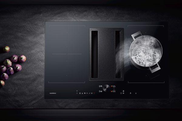 Kochgeräte-Serie200 Flex-Induktion mit Lüftungssystem