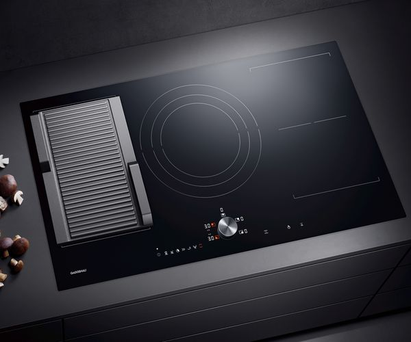 The Understated Vario 200 And 200 Cooktops Series Gaggenau