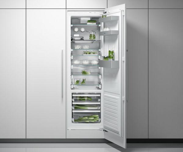 Vario Kühlgeräte-Serie200 Vario Kühlgerät in Kombination mit Vario Gefriergerät Rechtsanschlag
