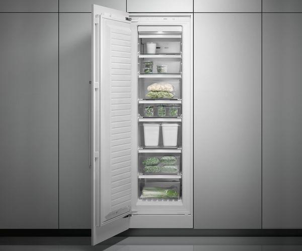 Vario Kühlgeräte-Serie200 Vario Kühlgerät in Kombination mit Vario Gefriergerät Linksanschlag