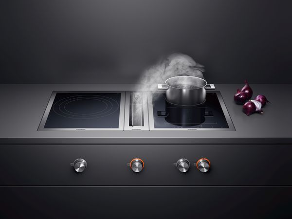The 400 And 200 Ventilation Series Silent Yet Powerful Gaggenau