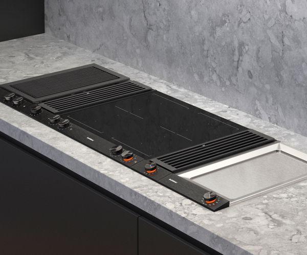 Vario Kochgeräte-Serie 200 Gas-Wok Induktions-Kochfeld Elektro-Grill Geräteabdeckung