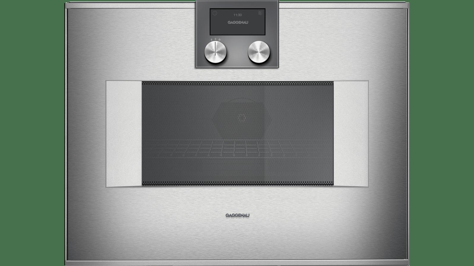 Gaggenau Bm451710 Combi Microwave Oven