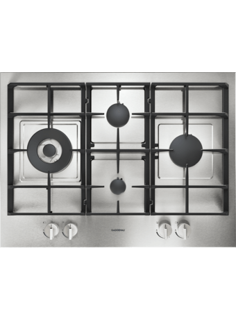Gas built-in hob