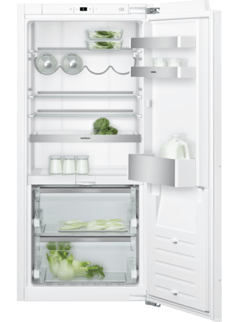 Built-in larder fridge