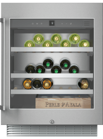 Wine climate cabinet, built under,1 zone