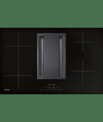 induktionskochfeld mit integriertem l ftungssystem serie 200 rahmenlos f r fl chenb ndigen. Black Bedroom Furniture Sets. Home Design Ideas