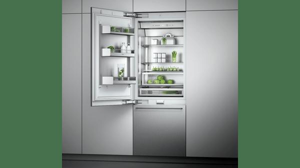 Vario Fridge Freezer Combination 400 Series With Fresh