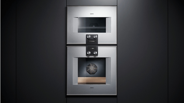 Combi Microwave Oven 400 Series Stainless Steel Backed