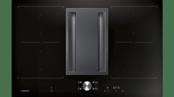 moins cher 598ae 466aa Table Flex Induction avec système de ventilation intégrée ...