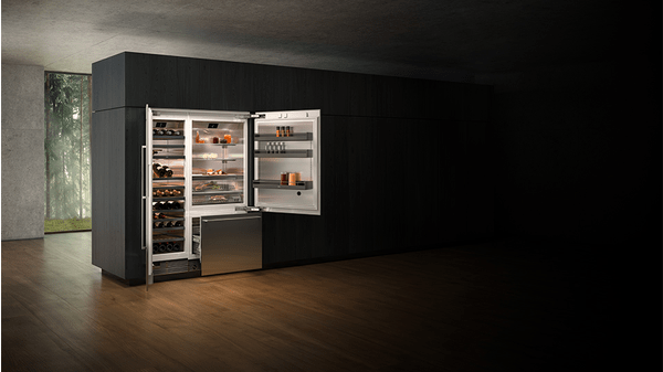 Vario Wine Climate Cabinet 400 Series Fully Integrated