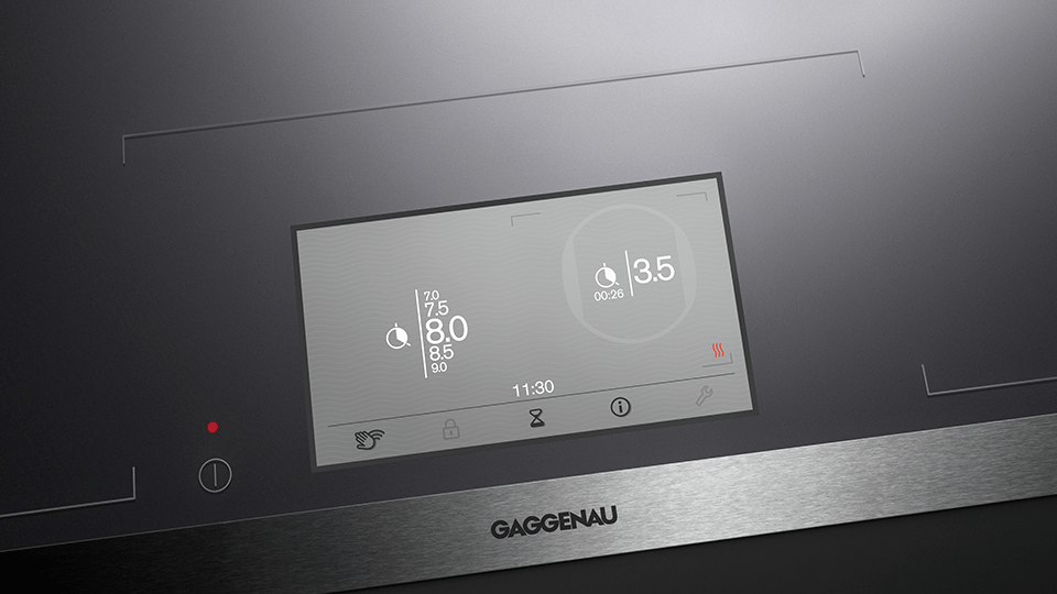 CX 480 | Cucinare | Gaggenau