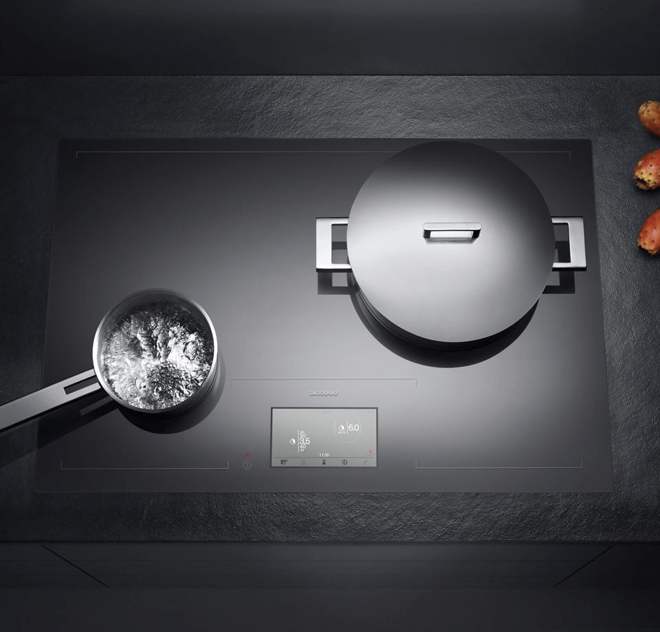 CX 480   Cucinare   Gaggenau